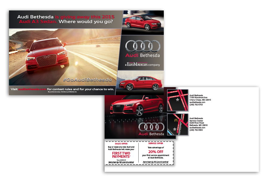 audi direct mail drop 2