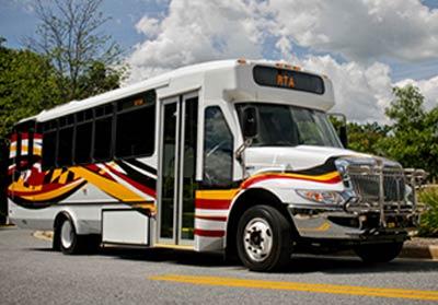 RTA Bus Wrap