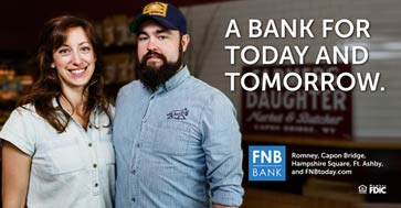 FNB Bank Ad